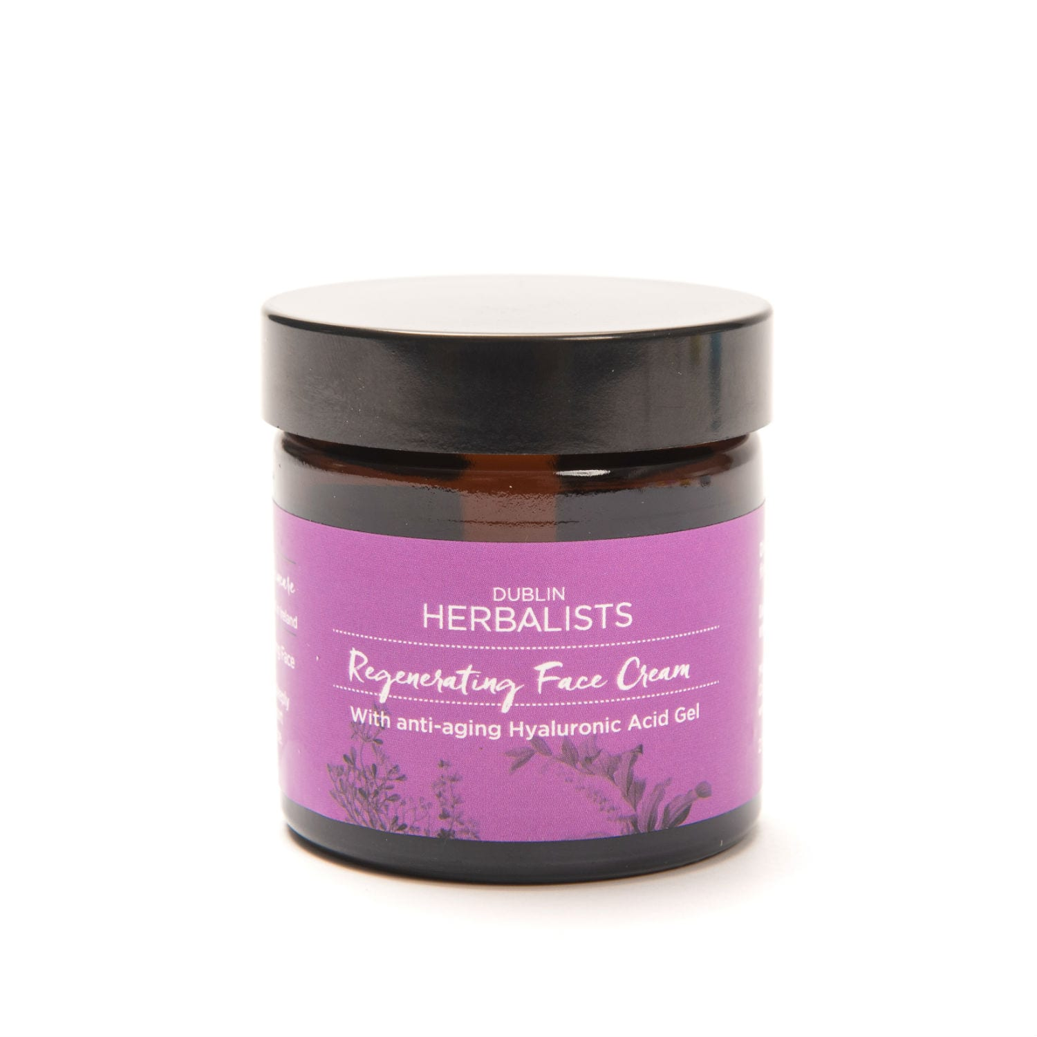 DUBLIN HERBALISTS - Regenerating Face Cream