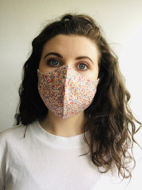 Face It! Irish Made - Ladies Face Mask - Colour Pattern