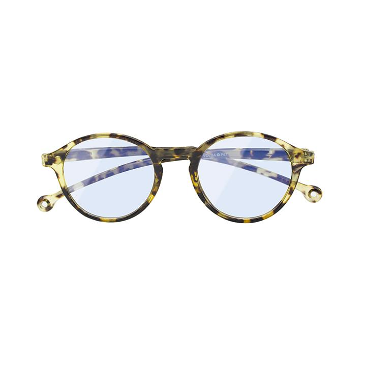 Parafina Reading Glasses - VOLGA Morocco Tortoise