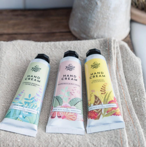 Handmade Soap Company - Hand Cream Tube