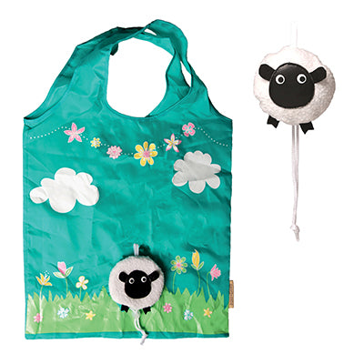 Sass & Belle - Foldable Shopping Bag - Assorted