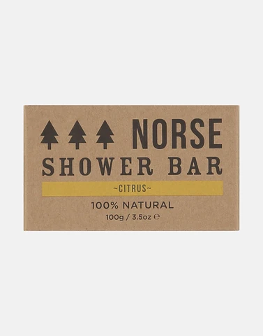 Norse - Solid Shower Bar