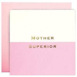 Susan OHanlon Card - Mother Superior
