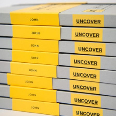 Uncover John Stack