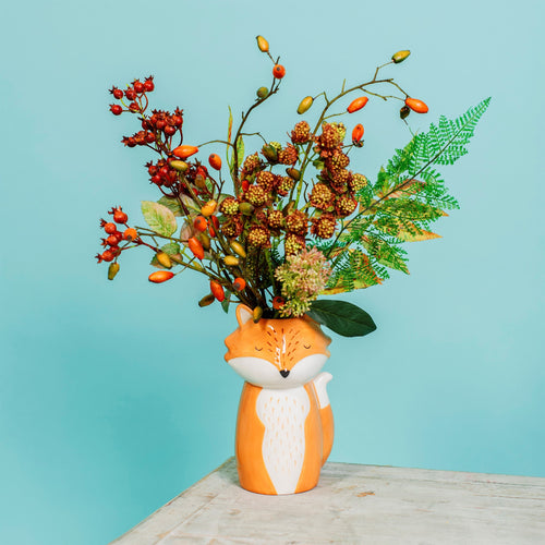 Sass & Belle Vase - Fox