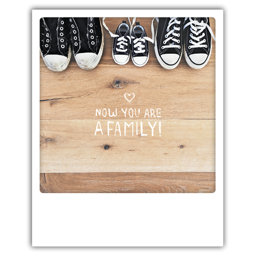 Pickmotion Photo-Card - Family