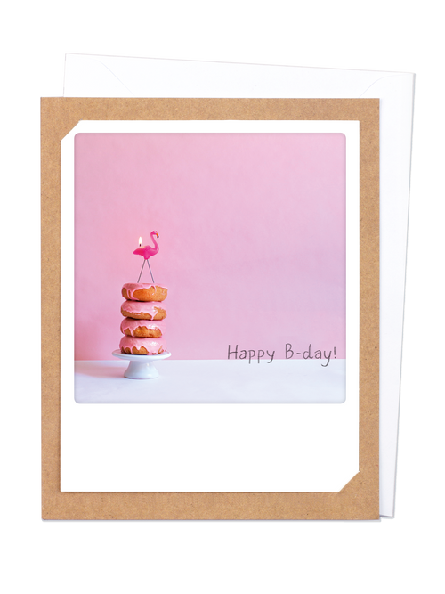 Pickmotion Photo-Card - Happy BDay