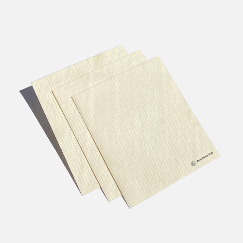 Zerowaste Reusable Kitchen Towel - Pack of 3