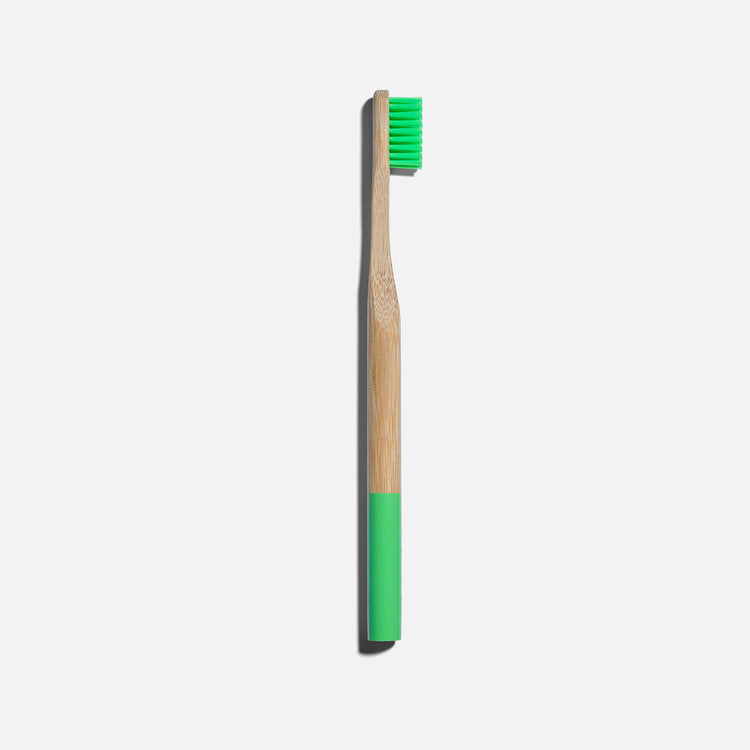 Zero Waste Bamboo Toothbrush - Various Colours