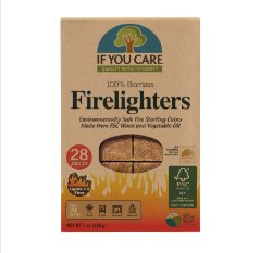 If You Care - Firelighters 28 Pk
