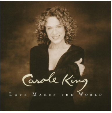 Vinyl - CAROLE KING LOVE MAKES THE WORLD