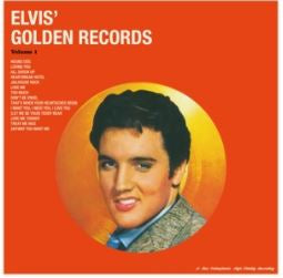 Vinyl - ELVIS PRESLEY,  Elvis' Golden Records