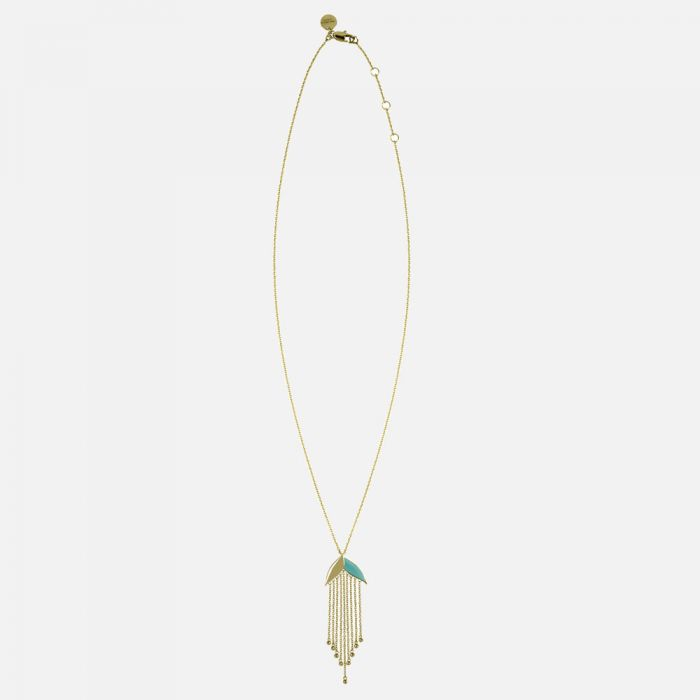 Sara Miller Jewellery - Azura Fringe Necklace