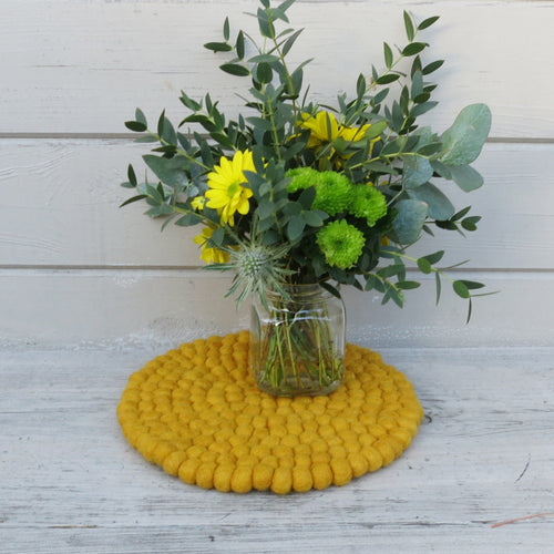 Aura Que - MILDO Handmade Eco Felt Table Mat