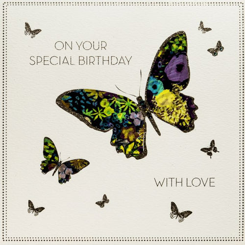Luxury Extra Large Card - On your Special Birthday
