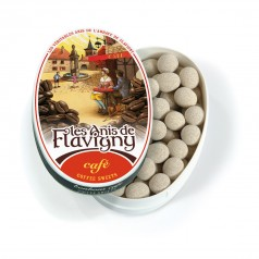 Les Anis de Flavigny - Aniseed Sweet Tins