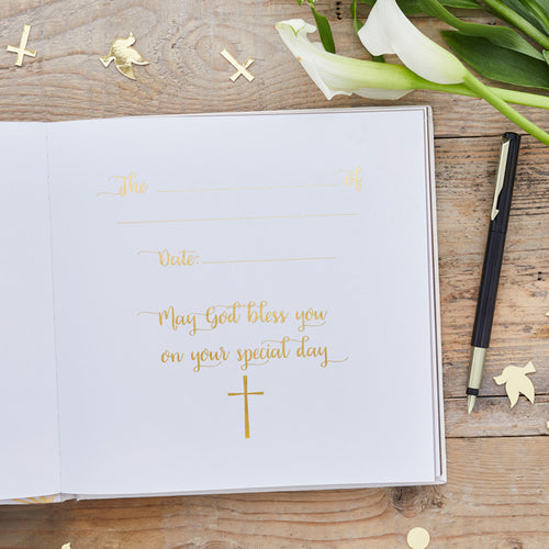 Hootyballoo Communion - Guest Book