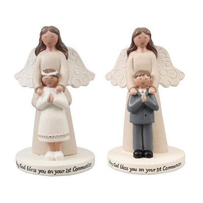 CBC Communion Angel & Child Ornament - Girl or Boy