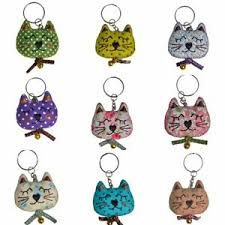 Sass & Belle Fabric Keyrings