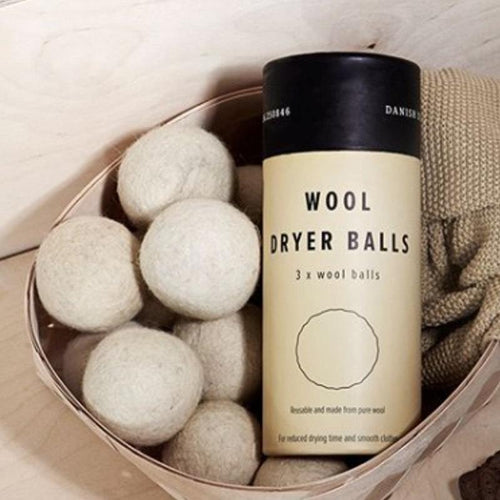 Humdakin - Wool dryer balls - 3 pack