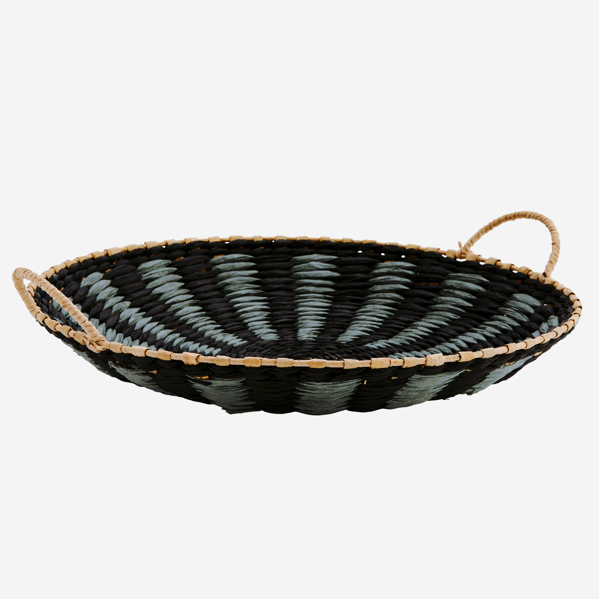 Madam Stoltz Tray  - Paper Rope