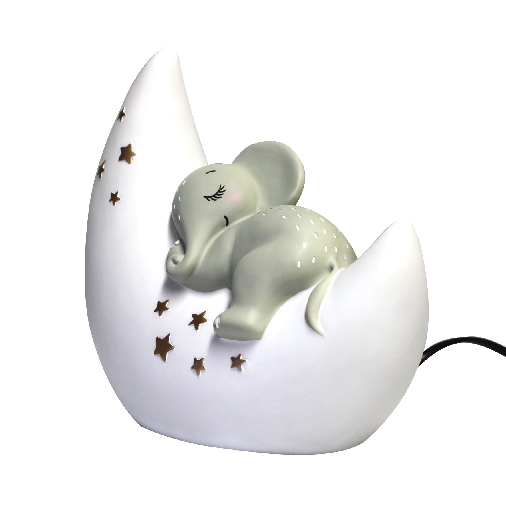 Disaster Designs Light - Large Elephant Moon
