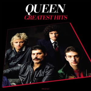 Vinyl - Queen - Greatest Hits 1