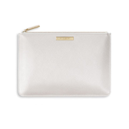 Katie Loxton Perfect Pouch - Secret Message - Bride