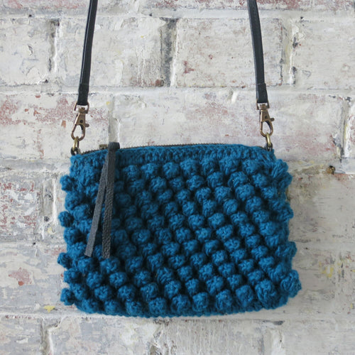 Aura Que - LALITA Crochet Bobble Bag