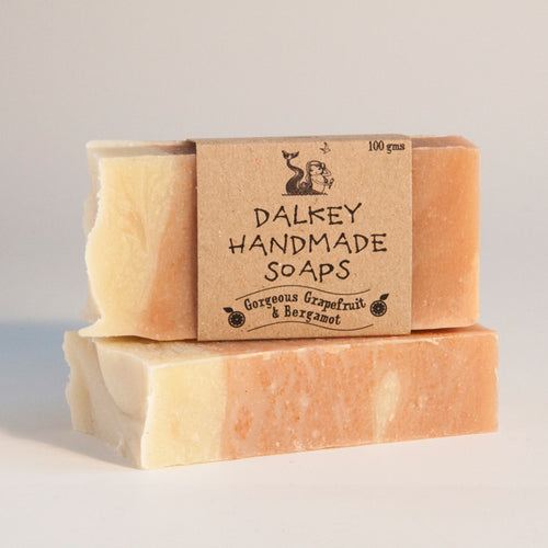 Dalkey Handmade Soap - Gorgeous Grapefruit and Bergamot