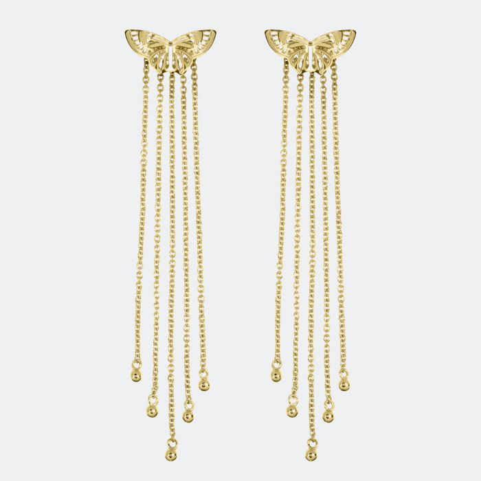 Sara Miller Jewellery - Kew cascade earrings