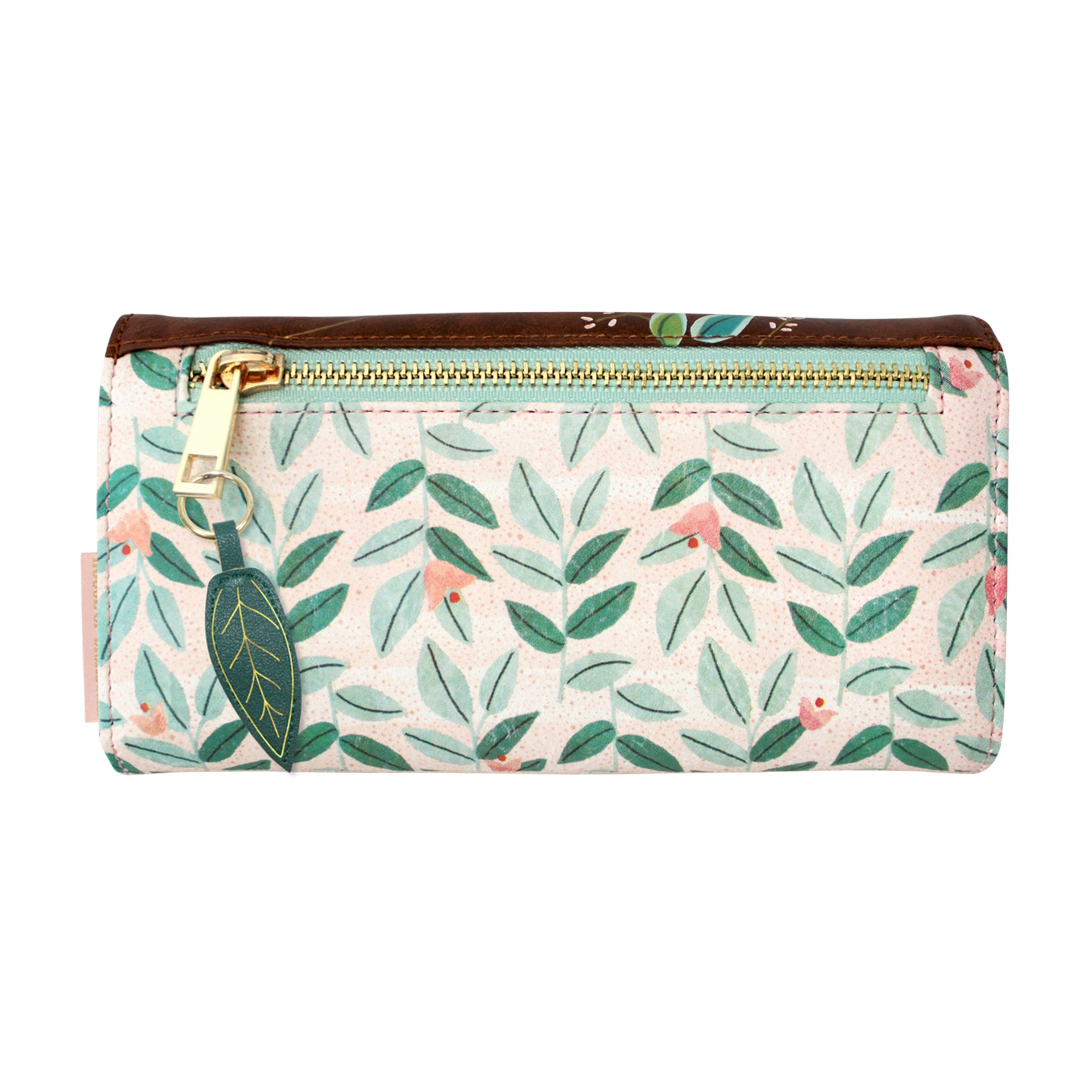Disaster Designs Secret Garden Bird Wallet