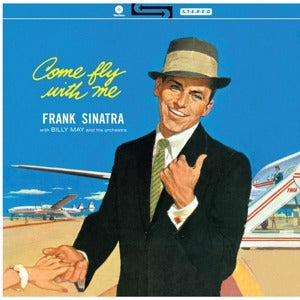 Vinyl - SINATRA, FRANK Come fly with me