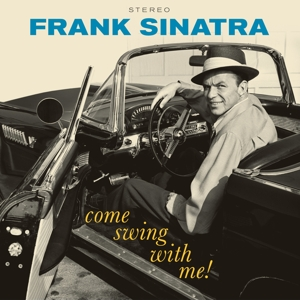 Vinyl - Frank Sinatra - Come Swing With Me