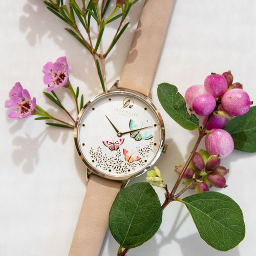 Sara Miller Watch - Kew Collection Butterfly