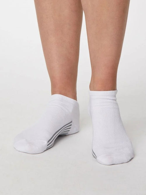 Thought Bamboo Ladies Socks - Solid Jane Trainers
