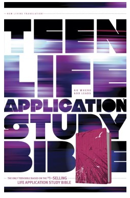 NLT - Teen Life Application Study Bible