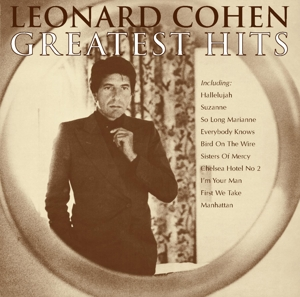 Vinyl - Leonard Cohen - Greatest Hits