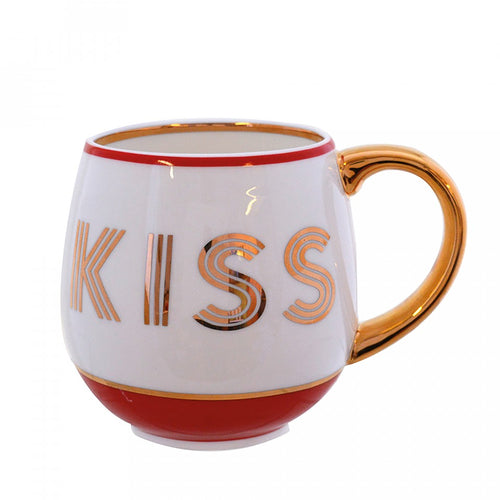 Bombay Duck Mug Small Talk - Kiss