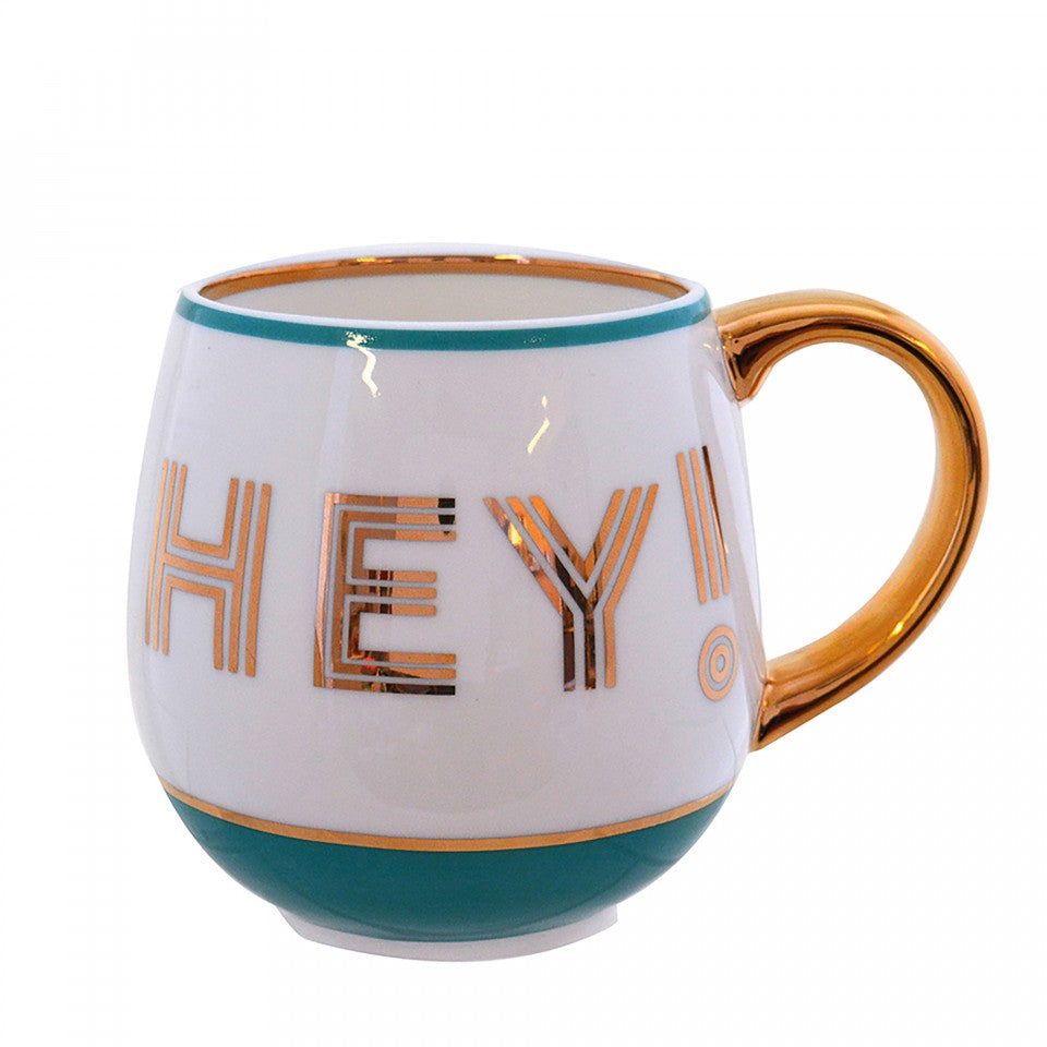 Bombay Duck Mug Small Talk - Hey!