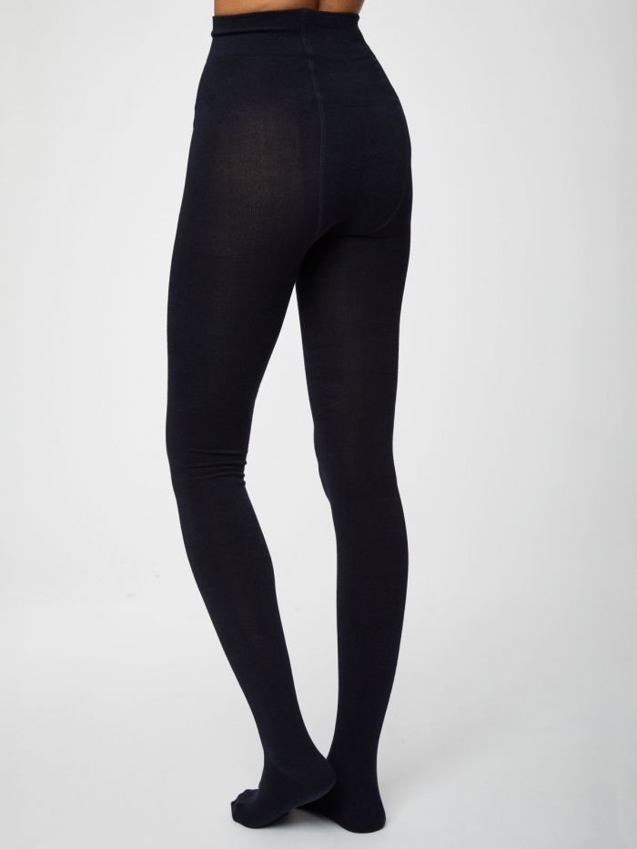 Thought Clothing - ELGIN TIGHTS BLACK