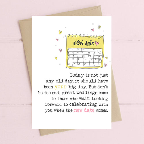 Dandelion Card - Today isn't any old day
