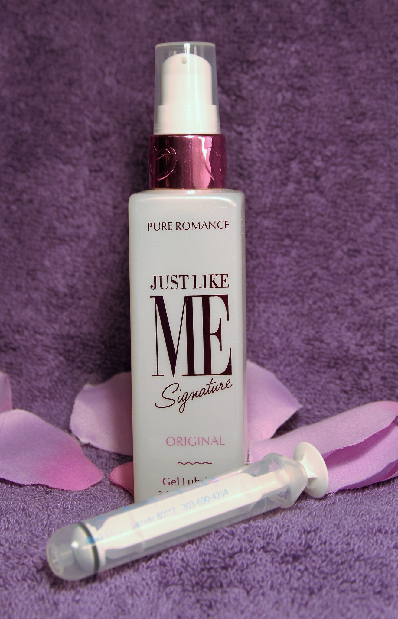 Just Like Me Gel Lubricant-Vaginal Moisturizer