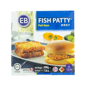 EB Fish Patty