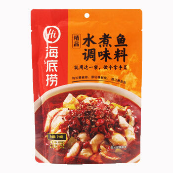 HaiDiLao Sichuan Boiled Fish Soup Base