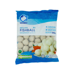Kenko Small Cooked Fish Ball
