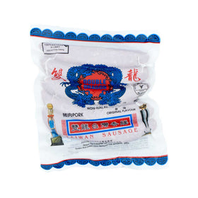 Double Dragon Taiwan Sausage Original Flavour 225g