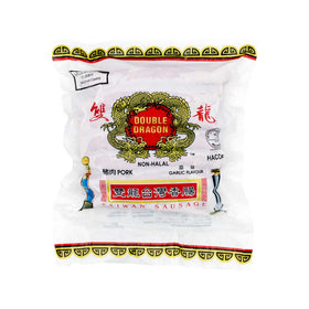 Double Dragon Taiwan Sausage Garlic Flavour 1kg