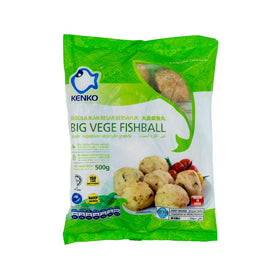 Kenko Big Vege Fish Ball