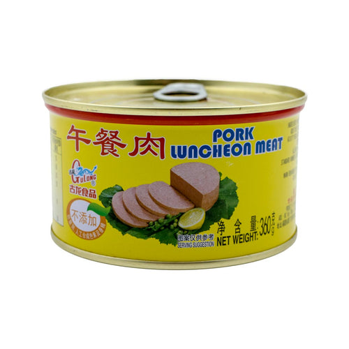 GuLong Pork Luncheon Meat